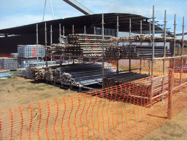 CANTEIRO DE OBRA - Construction Site Work